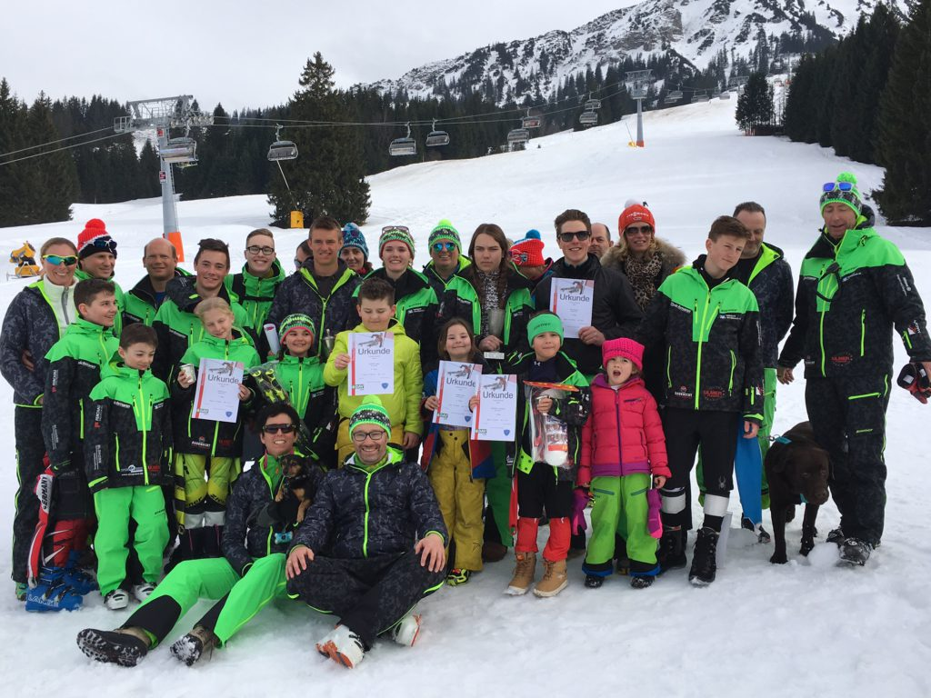 Mitglieder Alpin Club